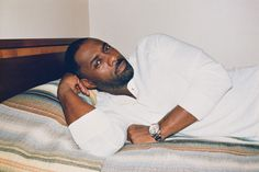 Idris Elba for W Magazine