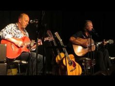 ▶ Hans Theessink & Knud Møller  I'm A Man März 2014, DK-Tour MVI 1852 - YouTube
