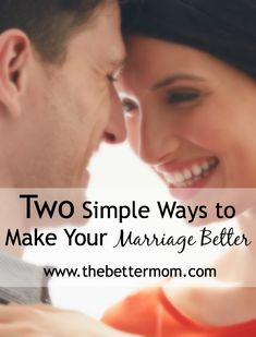 """Do you struggle to just let.it.go and lighten up in your relationship with your spouse?? Recently I was reminded of how easily I can become """"too serious"""" in life and marriage. Even though it didn't seem funny at first, I quickly realized my reaction was out of emotion and I needed to just RELAX. Here are two simple things I was reminded of in that instance that I want to pass along to you! Two Simple Ways to Make Your Marriage Better today!"""