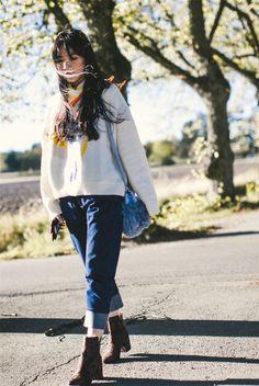 Bắt chước ngay street style ngày lạnh ấm khỏi bàn, đẹp miễn chê của giới trẻ thế giới - Ảnh 7.