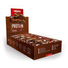 12 x Protein Gourmet Bar 80 g - Barras Nutricionais | Prozis