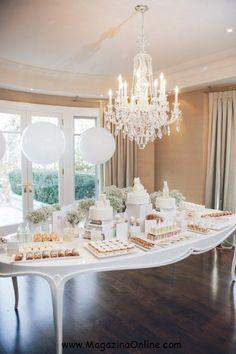 Baby Shower: Glamorous Baby Shower Ideas To Help Your Creativity In Designing…