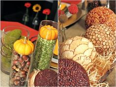 Thanksgiving Decor ~ Easy and festive
