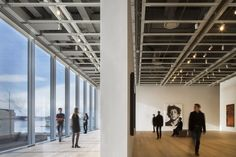 Renzo Piano's Jaw-Dropping Design for the Whitney Museum | Dwell