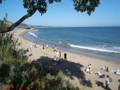 Topanga State Beach - Beaches in Los Angeles, CA - Kid friendly activity reviews - Trekaroo