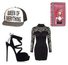 """Nicki manaj"" by chrissyjoseph ❤ liked on Polyvore"