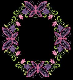 Floral-Butterfly-Butterflies-Machine-Embroidery-Designs-CD-5x7-Brother-Janome