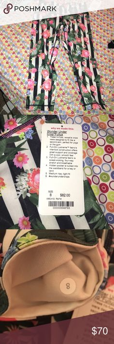 REPOSH NWT WITH TAGS ❤ Wunder Under Crop Fullux they didn't fit me :( so need to sell! lululemon athletica Pants Capris