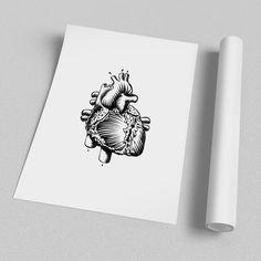 Poster - Love Bomb - Decohouse