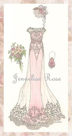 Jennelise: Wedding Gowns
