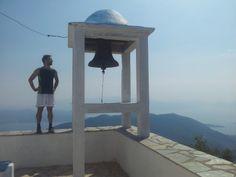 Being on top of the world! Lefkas, Greece www.getactivelefkas.com