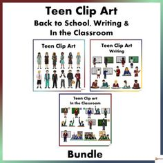 Teen Back To School, Writing and In the Classroom Clip Art Bundle Writing Resources, Reading Strategies, School Resources, Classroom Resources, Teacher Resources, Teaching Ideas, Classroom Ideas, Classroom Displays, Classroom Organization