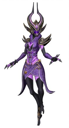 Tali - Syndra by spaceMAXmarine on DeviantArt Female Character Design, Character Concept, Character Art, Concept Art, Epic Characters, Fantasy Characters, Fantasy Inspiration, Character Inspiration, Fantasy Armor