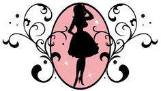 Boutique, Chic, Feminine and Glamorous Logo Design - Page 2 - by Blossom Graphic Design Design Page, Web Design, Sign Design, Graphic Design, Lady Logo, Miss D, Store Layout, Portfolio Design, Pin Up Girls