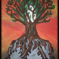 Bipolar Disorder painting by Michael Berg #bipolar _disorder #art #beautiful_art #beautiful #panting #beautiful_paintings