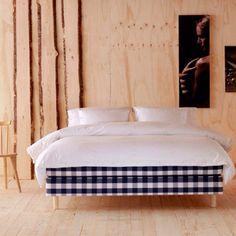 Wooden room, Hästens Luxuria