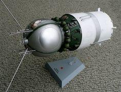 Revell's 1/24 scale Vostok 1