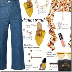 Flare Up: Wide-Leg Jeans