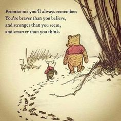 My Pooh thoughts.