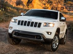 Jeep Grand Cherokee Limited (2013).