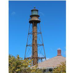 Visit the Sanibel Island Lighthouse #sanibel #lighthouse