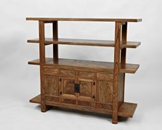 mokidang.com zb4 zboard.php?id=product Asian Furniture, Oriental Furniture, Iron Furniture, Bookshelves, Bookcase, Korean Design, Wood Projects, Woodworking, Rustic
