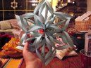 Two DIY Paper Snowflakes Most Popular Posts | Apartment Therapy