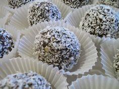 Guľky z ovsených vločiek – nepečené Muffin, Food And Drink, Gluten Free, Rum, Baking, Breakfast, Sweet, Basket, Glutenfree