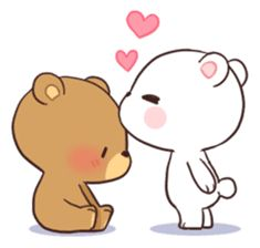 Ideas For Wall Paper Couple Cartoon Cute Cartoon Images, Cute Couple Cartoon, Cute Love Cartoons, Cartoon Pics, Cute Cartoon Wallpapers, Cute Bear Drawings, Cute Couple Drawings, Kawaii Drawings, Cute Drawings Of Love