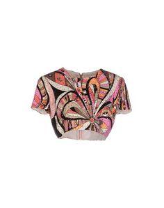 EMILIO PUCCI Blouse. #emiliopucci #cloth #top #shirt