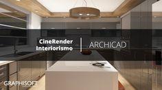 CineRender  |  interiorismo  |  ARCHICAD