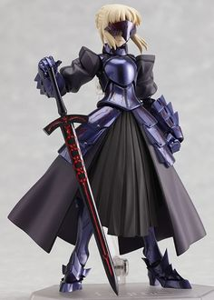 Fate/Stay Night - Saber Alter figma by Good Smile