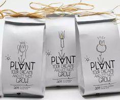 Home-Sewn Seedling Branding