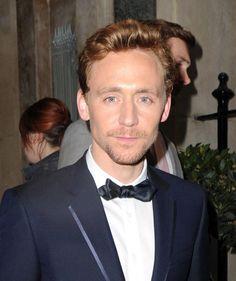 Gorgeous Tom Hiddleston