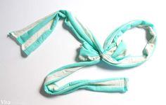 headband knot