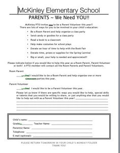 Teacher templates letters parents sample letters teacher gift reach out to parents and ask for volunteers for next year spiritdancerdesigns Choice Image