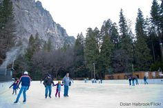 Curry Village Ice Rink- America's 10 best public ice skating rinks | skyscanner.com