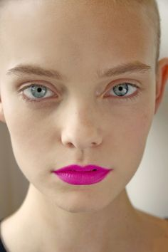 Fake It Until You Make It: A Perfectly Traced, BoldLip | Beauty High