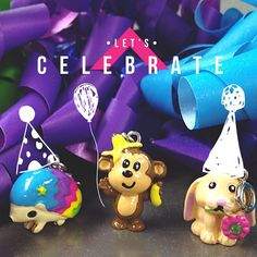 There's always something to celebrate! #celebrate #charmit