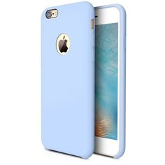 iPhone 6s Case, TORRAS [Love Series] Liquid Silicone Rubber iPhone 6... ❤ liked on Polyvore featuring accessories and tech accessories