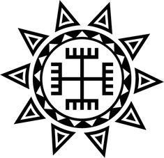 RKP solar symbol; project: Ratomir Wilkowski, license CC 3.0