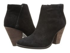 "DV by Dolce Vita - ""Hence"" - in black suede. Reg.$100 // Sale.$55"