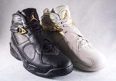 "separation shoes 128b3 81253 Air Jordan 8 Retro ""Cigar   Champagne†Pack  27 Picture Preview. Nike  Air Jordan 8Air Jordan ShoesSneaker MagazineShoe ..."
