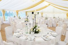 How to Set the Reception of Your Dream   WeddingElation