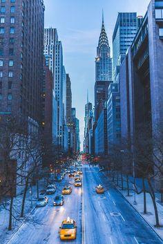 New York City Feelings - 42nd St