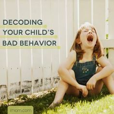 """As parents, it's easy to get caught up in the game of """"treating the symptoms and ignoring the disease"""" when it comes to our kids' behavior.#parenting #behavior"""