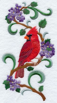 Machine Embroidery Designs at Embroidery Library! - Color Change - F2234 8413