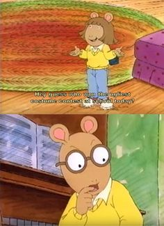 "And some of the harshest truths will come from those closest to you. | 22 Incredibly Important Life Lessons We Can All Learn From ""Arthur"""