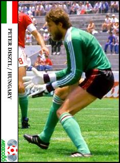 Mexico 86, Hungary, World Cup, Soccer, Stars, World, Soccer Players, Fo Porter, Trading Cards