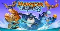 Monster Legends Hack  – Gems Generator